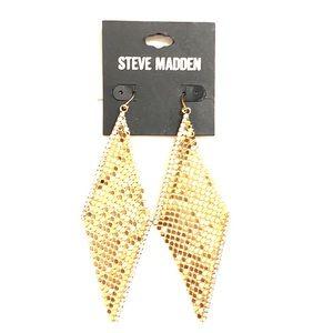 Steve Madden Mesh Earrings